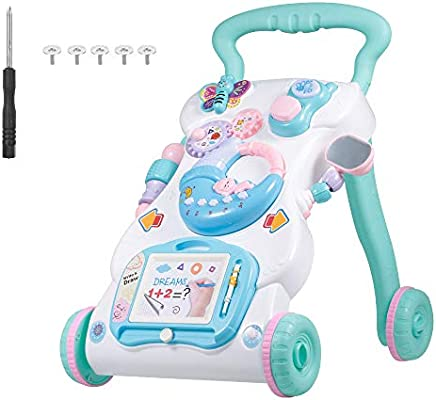 Leepesx Baby Walker Multifuctional Toddler Walker Sentado-a-pie ...