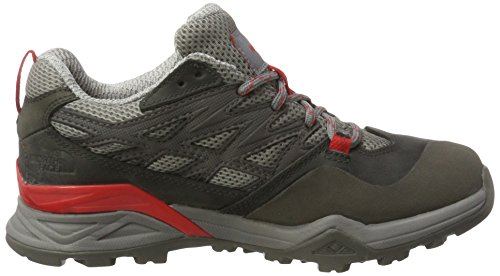 Hiking The Gull Gray Waterproof Hike Hedgehog Face Sneakers Red Dark Gore Womens Tex North Melon wqwUZTP0