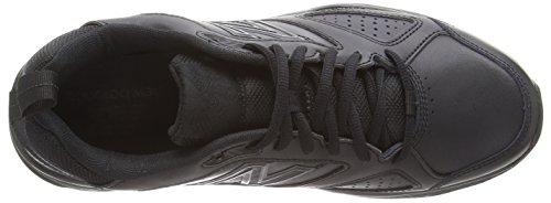 001 Homme Black Balance de New Noir 624v4 Chaussures Fitness U80aqX