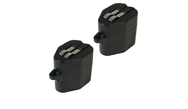 2 x Batería NI-MH Alto Rendimiento 6 V/2100 mAh para Kärcher ...