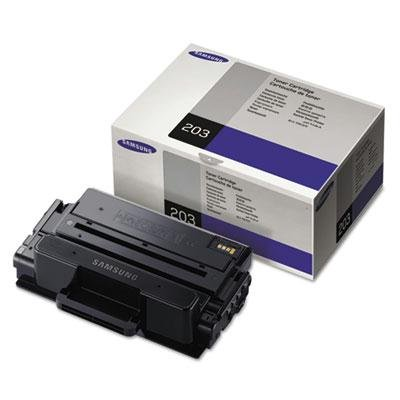 """Samsung - Mltd203s Toner 3000 Page-Yield Black """"Product Category: Imaging Supplies And Accessories/Copier Fax & Laser Printer Supplies"""""""