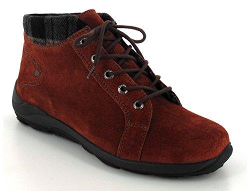 Solidus Women's Boots Brown - zimt/braun