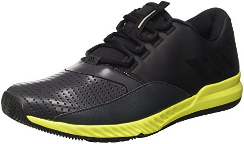 Adidas Heren Crazymove Bounce Trainers Kern Us10 Zwart