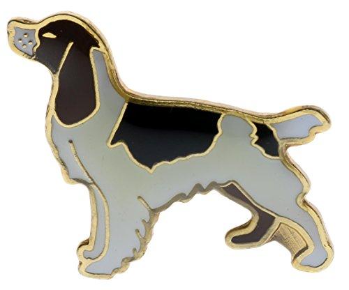 SMI Springer Spaniel Gun Dog Pin AK646a