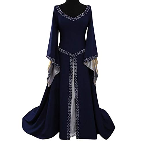 Homemade 90s Costumes For Women - Clearance Medieval Dress,Forthery Renaissance Irish Dress