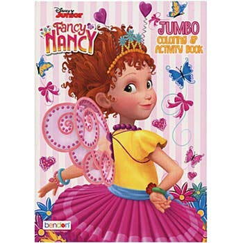 150+ Stickers Markers Fancy Nancy Activity Bag: Coloring Book Play Pack