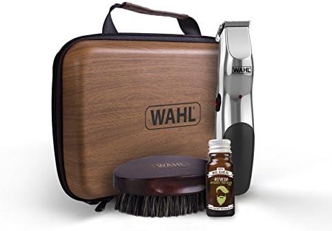 Wahl - Recortadora de barba para hombres, kit de cuidado de la ...