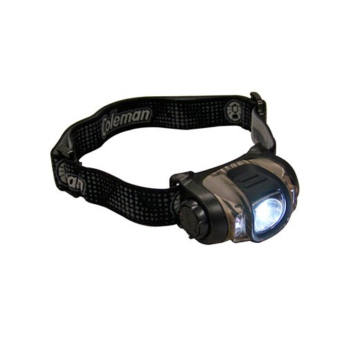 Camo LED Headlamp