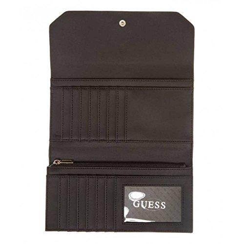 Guess KINLEY KINLEY Womens Black cm Guess Black Wallet Wallet Womens 19x11x1 19x11x1 rfqHn7rp