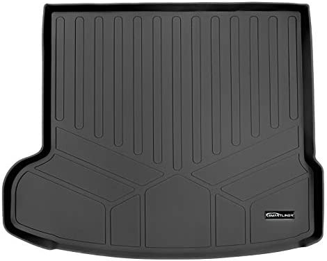 Rear Trunk Liner Tray Mat Pad for LAND ROVER RANGE ROVER VELAR 2018 2019 2020 Floor Cargo Cover Tray Protection Dirt Mud Snow All Weather Season Waterproof WaterResistant 3d Laser Measured Custom Fit