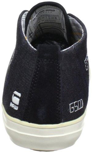 G-STAR RAW Stun Scupper Denim, Men's Hi-Top Sneakers Blue - Blau (Denim Daa)