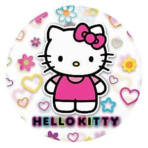 Ver a través de Hello Kitty cumpleaños globo - hoja de 26 ...