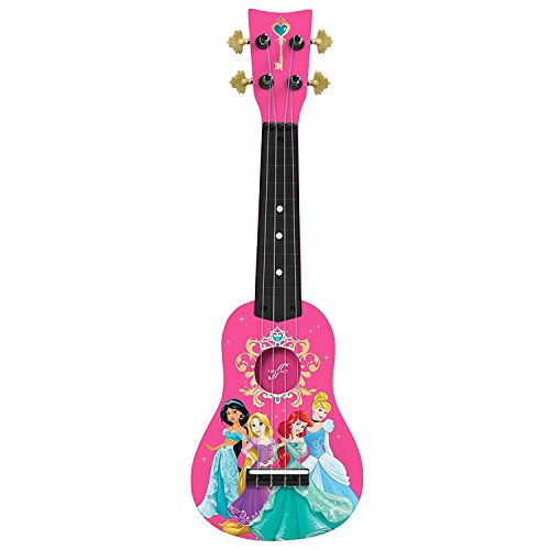 First Act Guitar Tuning (First Act DP285 Disney Princess Mini Guitar Ukulele)