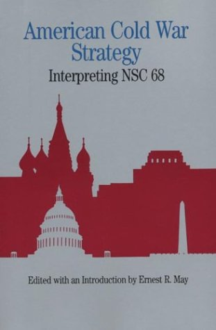 American Cold War Strategy: Interpreting NSC 68-cover