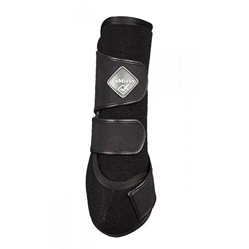 amp; Dressage Pluie Support Prosport Compétition noir Bottes M Lemieux qZPXIw