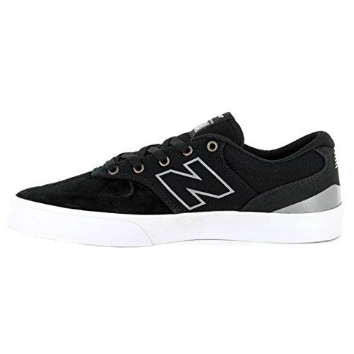 Nuovo Equilibrio Numerico Arto 358 Sneakers (nero / Grigio) Mens Scarpe Da Skate