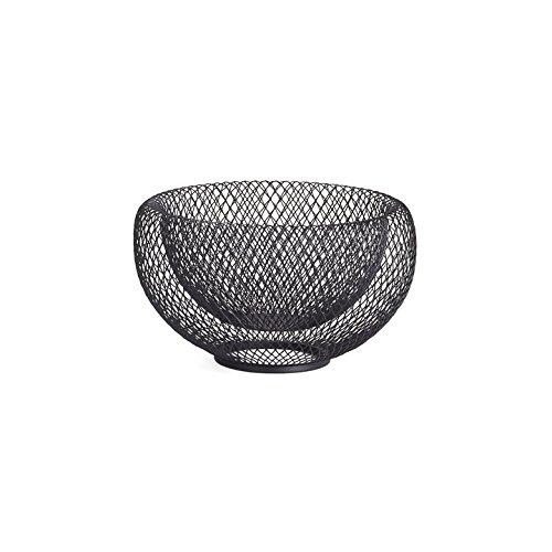 Torre & Tagus 901561A Mesh Double Wall Bowl, Small (Fruit Bowl Cor)