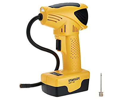 STANLEY HRC120DS Rechargeable Cordless Air Compressor / Digital Tire Inflator