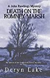 Front cover for the book Death on the Romney Marsh by Deryn Lake