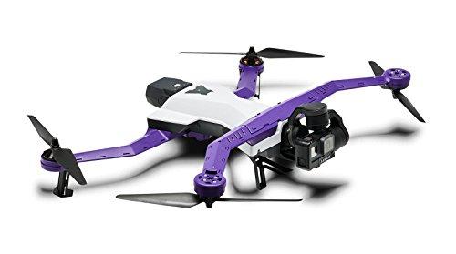 Airdog AD20 ADII Auto Follow Drone, Purple & White