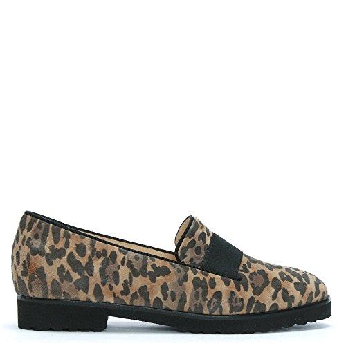 Leopard Mocassini Suede Nadiya Daniel Leo SwnP1qxPA