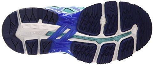 ASICS - Gt-2000 4, Zapatillas de Running mujer Azul (turquoise/indigo Blue/slate Blue 4050)