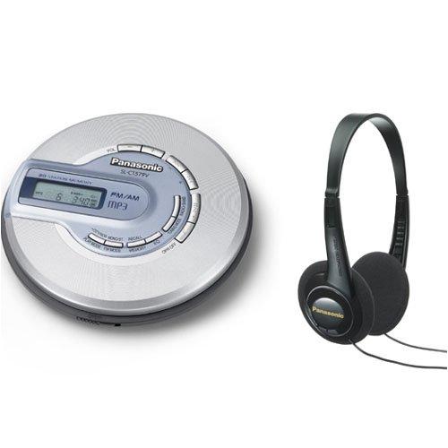 PANSLCT579V - PANASONIC Portable CD Player SL-CT579V