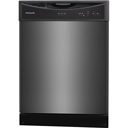 Frigidaire 24″ Black Stainless Steel Built-In Dishwasher