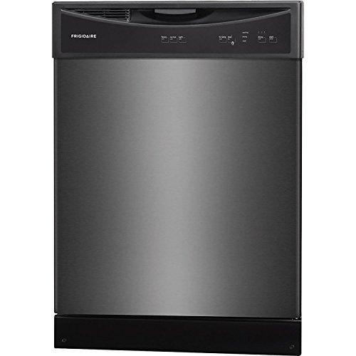 Frigidaire 24″ Black Stainless Steel Built-In Dishwasher