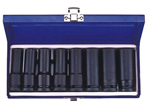 KT Pro Tools A4404SP 1/2'' Drive Impact Socket Set by KT Pro Tools
