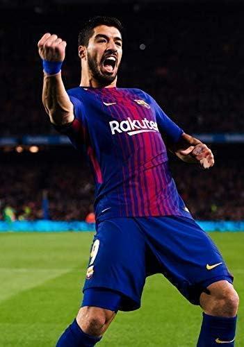 Desconocido Luis Suarez FC Barcelona la Liga España Fútbol Póster ...