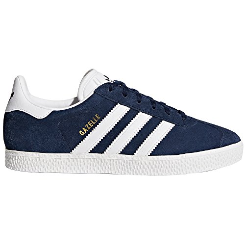Low ftwr Rose Baskets top Noir Femme Bleu Gazelle Adidas White Navy Chaussures Sneaker wSx18CqPn