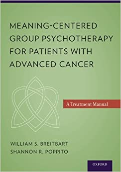 Meaning-centered Group Psychotherapy For Patients With Advanced Cancer: A Treatment Manual por William S. Breitbart Md epub