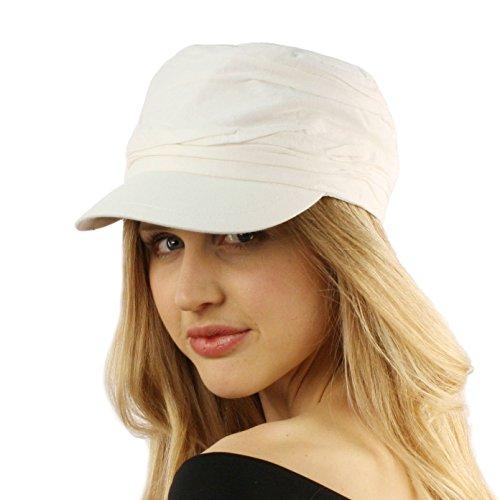 Unisex Summer Cotton Crinkle Hat product image