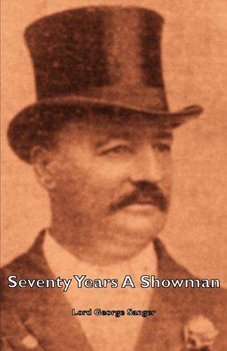 Read Online Seventy Years a Showman pdf epub