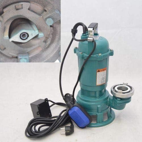 Lame//Cutter CTR de 550 /15000l//h M Mati/ères f/écales Pompe Pompe submersible Pompe pour eaux us/ées 550/W/