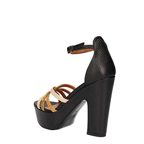 ALVIERO MARTINI E527/B446 Sandalias Mujer Negro