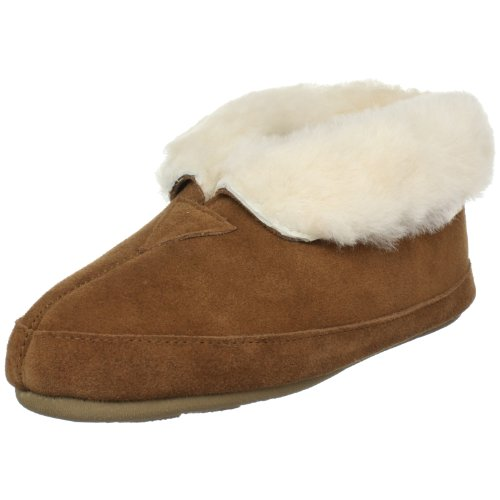 - Tamarac by Slippers International Women's Galaxie Shearling Slipper,Allspice,10 M US