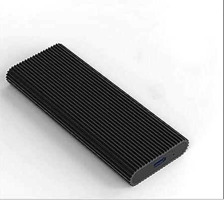 Disco duro externo de 2 TB, portátil para PC, portátil y Mac (2TB, negro)