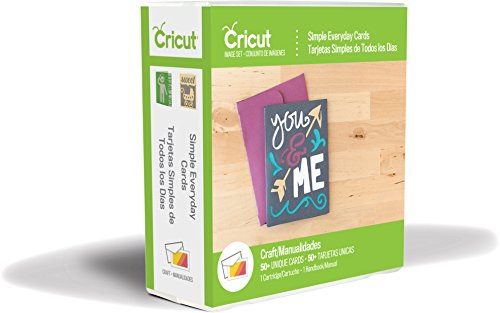 Price comparison product image Cricut Simple Everyday Cards Cartridge