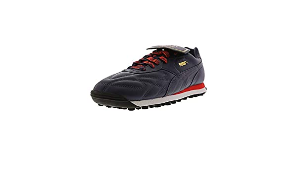 50befe2816c Amazon.com | PUMA Men's King Avanti Russia Fm Ankle-High Leather Fashion  Sneaker | Tennis & Racquet Sports
