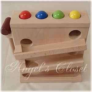 II dropped ball break even (japan import) by Wooden toys Daiwa