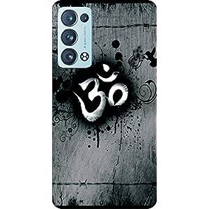 Joe Designer Printed Back Case Cover for Oppo Reno 6 Mobile (Multicolor) art23