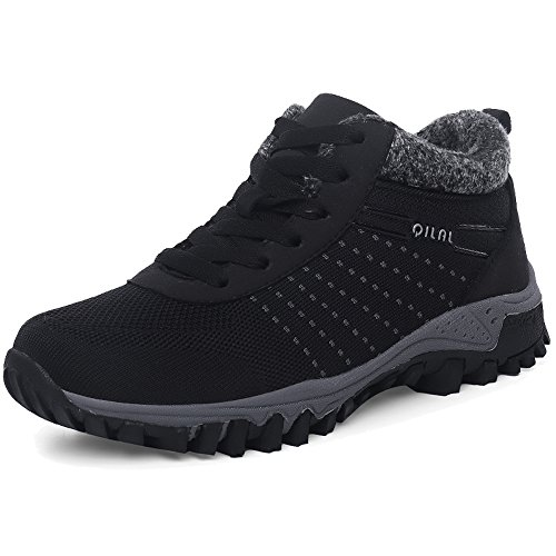 エスカレーター一般的に言えば散歩に行くBOLOG スノーブーツ レディース ウォーキングシューズ 冬用 カジュアル アウトドア スニーカー 綿靴 裏起毛 暖かく保つ 防滑