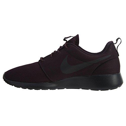 Nike Herren Roshe One Laufschuhe Schwarz