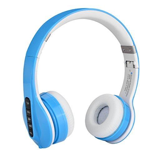 11 opinioni per Colorato Cuffie bluetooth senza fili Aita BT822 Su orecchio cuffie sulle cuffie
