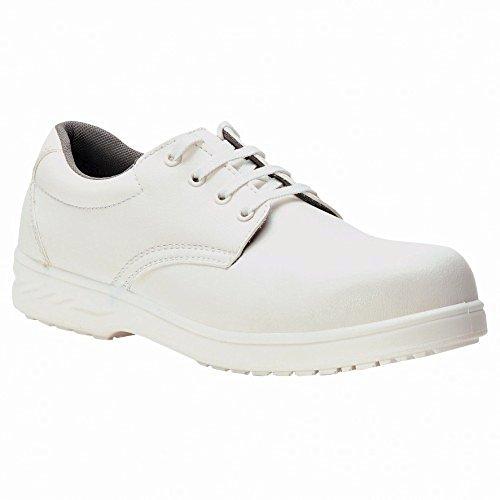 Blanc de Steelite Unisexe EUR FW80 Sécurité Chaussures 45 Portwest Adulte zHSqxS