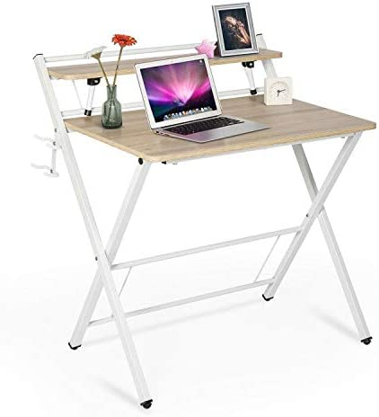 Folding Desk Modern Office Desk
