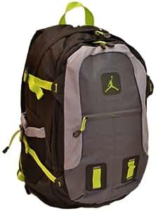 Nike Air Jordan Laptop Backpack in Black, Gray and Green for Men and Women