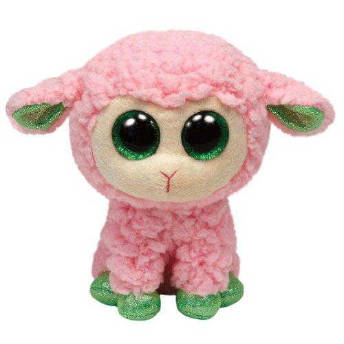 TY - 36107 - Peluche Oveja Babs Beanie Boos 15 cm, Juguete Peluche Beanie Boos Primera infancia: Amazon.es: Bebé